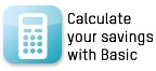 Calculate Your Savings with the NASDAQ Basic Cost Savings Calculator.